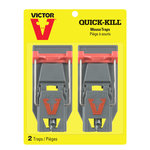 Victor Quick-Kill Mouse Traps