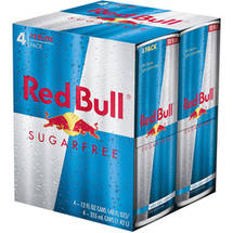 Red Bull Sugarfree Energy Drinks
