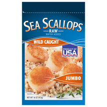 Sea Best Jumbo Premium Raw Scallops