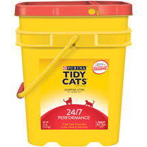 Tidy Cats Scoop Long Lasting Odor Control Cat Box Filler