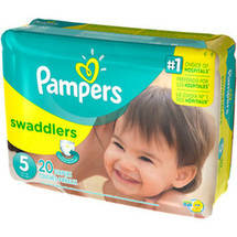 Pampers Swaddlers Diapers Size 5
