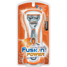 Gillette Fusion Power Razor System ea