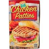 Don Lee Farms Antibiotic Free Grilled Chicken Patties