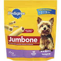 Pedigree Jumbone Mini Toy/Small Dog Snacks & Treats