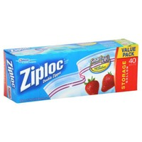 Ziploc Gallon Storage Bags