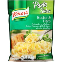 Knorr Pasta Sides Pasta Side Dish Butter & Herb