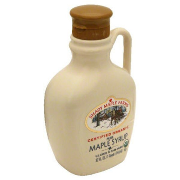 Shady Maple Farm Organic Pure Maple Syrup