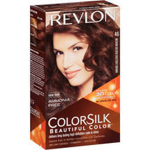 Colorsilk Beautiful Color Hair Color #46 Medium Golden Chestnut Brown