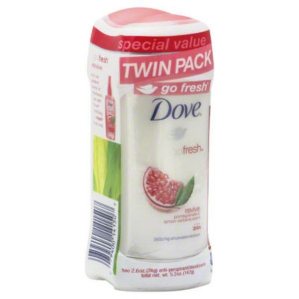 Dove Revive Antiperspirant Deodorant