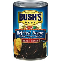 Bush's Best Black Refried Beans