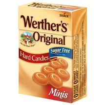 Werther's Original Minis Sugar Free Hard Candies