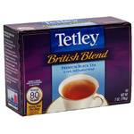 Tetley: British Blend Premium Black Tea Tea Bags