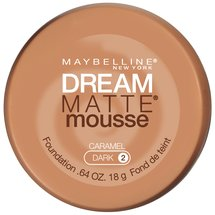 Maybelline Dream Matte Mousse Foundation Caramel