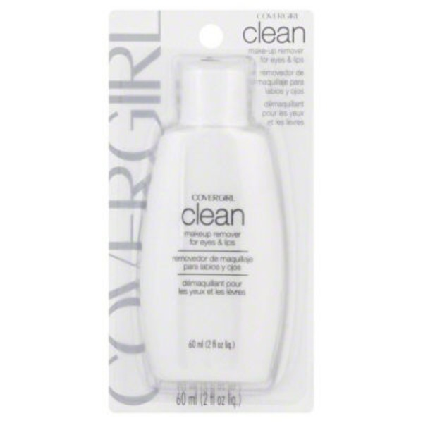 CoverGirl Clean for Eyes & Lips Makeup Remover