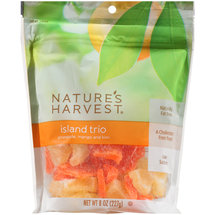 Nature's Harvest Island Trio Dried Fruit