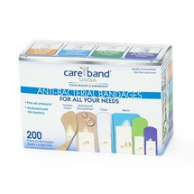 Careband Ultra Anti-bacterial Bandages