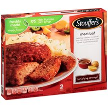 Stouffer's Satisfying Servings Meatloaf