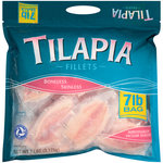 Frozen Tilpia Filets
