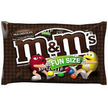 M&M's Fun Size Milk Chocolate Candies