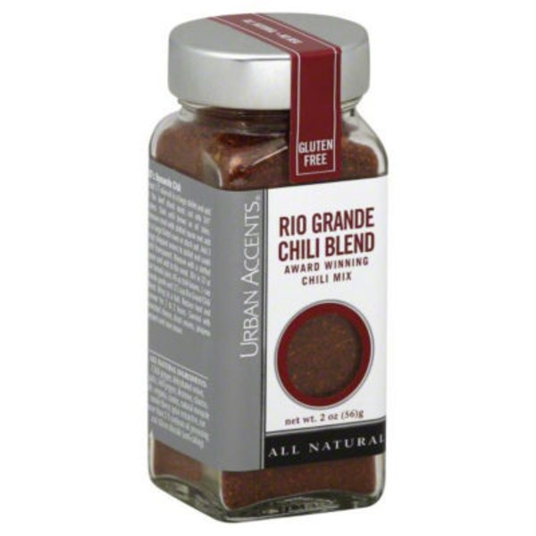 Urban Accents Rio Grande Chili Blend