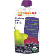 Happy Family Happy Tot Blueberry/Pear/Beet