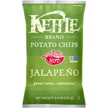 Kettle Brand Jalapeno Potato Chips