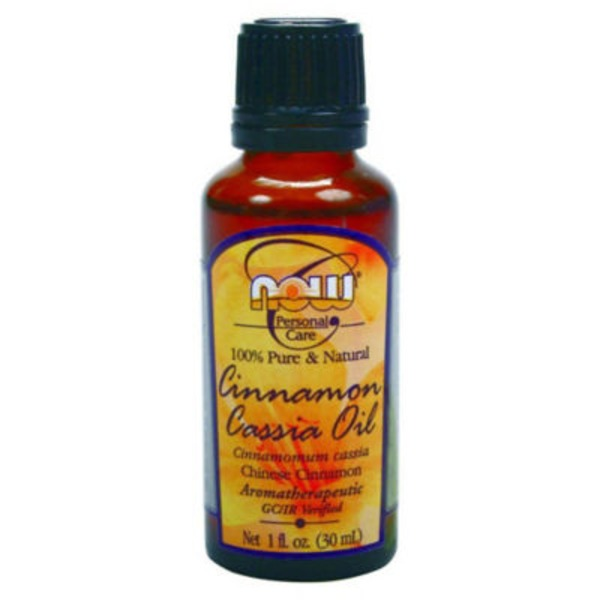 Now Cinnamon Cassia Oil