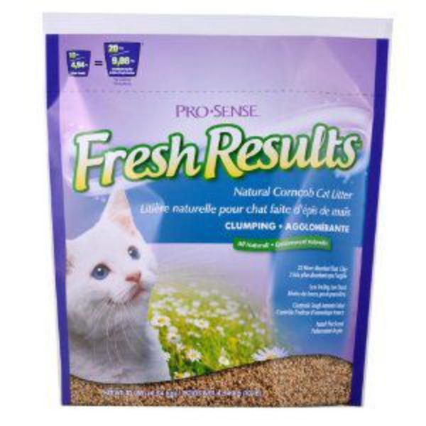 Pro-Sense Fresh Results Natural Clumping Corncob Litter