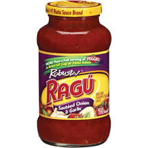 Ragu Sauteed Onion & Garlic Robusto