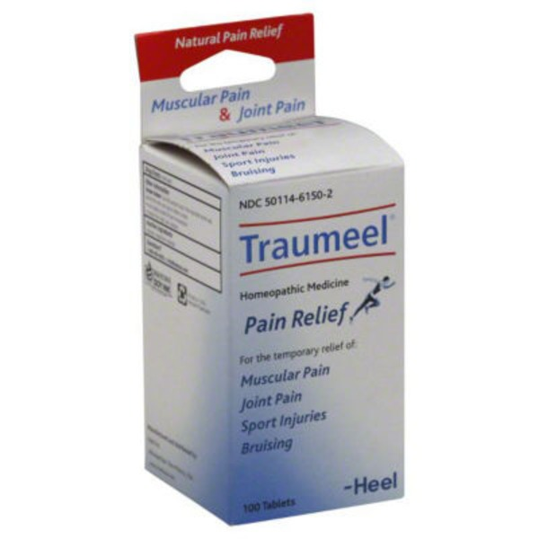 Traumeel Pain Relief, Tablets