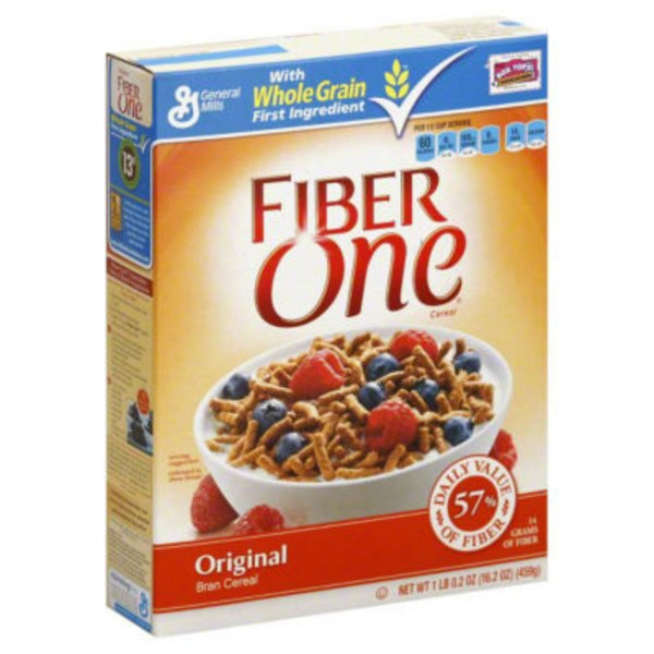 Fiber One Original Cereal