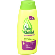 Lice Shield Lice Repellent Shampoo & Conditioner
