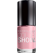 Maybelline Color Show Nail Lacquer Pink & Proper