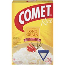 Comet: Long Grain Enriched Premium Select Rice