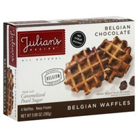 Julian's Recipe Chocolate Belgian Waffles