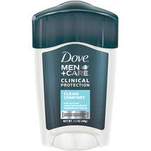 Dove Men Clinical Clean Comfort