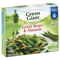 Green Giant Green Beans & Almonds Steamers