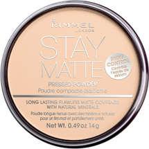 Rimmel Stay Matte Pressed Powder Buff Beige