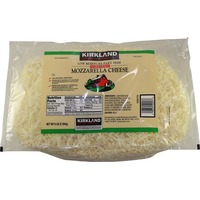 Kirkland Signature Shredded Mozzarella Cheese