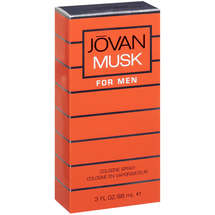 Jovan Musk For Men Cologne Spray