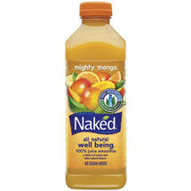 Naked Juice Mighty Mango Juice Smoothie 32 Fl Oz