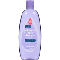 Johnson's® W/Natural Lavender Baby Shampoo