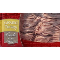 Kroger Ground Turkey 93% Lean