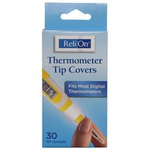 ReliOn Thermometer Tip Covers