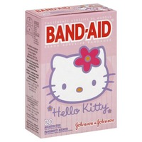 Band Aid® Brand Adhesive Bandages Hello Kitty® Assorted Posted 7/24/2014 Decorated
