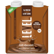 Level Life Milk Chocolate Protein Shake