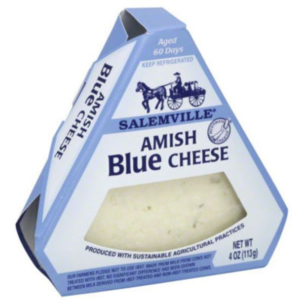 Salemville Blue Cheese Amish Wedge
