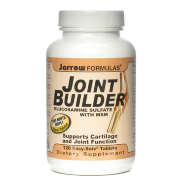 Jarrow Joint Builder Glucosamine Sulfate With MSM