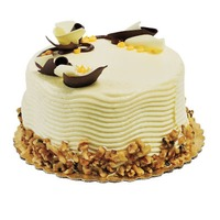 H-E-B 6 Inch Sensational Carrot Cake With Cream Cheese Icing