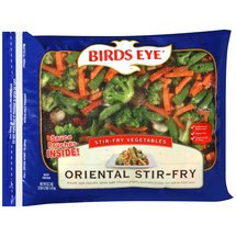 Birds Eye Oriental Stir Fry Vegetables